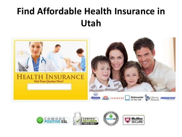 Affordable family health insurance utah