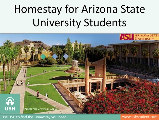 www.ushstudent.comUse USH to find the Homestay you need Homestay for Arizona State University Students Image: http://www.a...