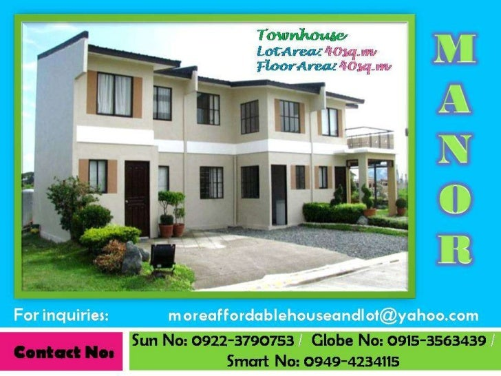 Affordable house and lot for sale (Murang bahay at Lupa)