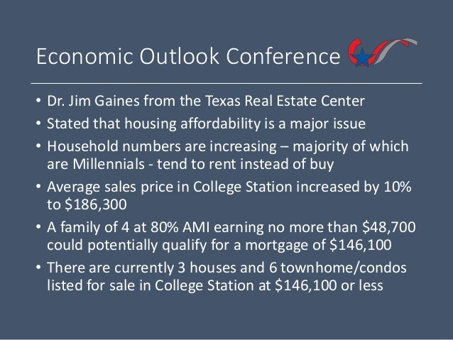 College Station Affordable Housing