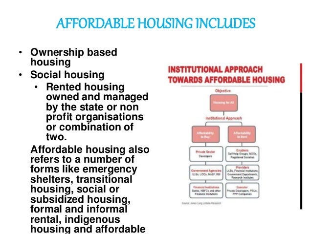 Affordable housing - Affordable social housing ...