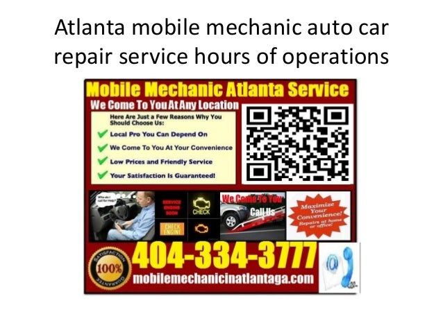 Mobile Land Rover Mechanic Atlanta Foreign Import Auto Car ...