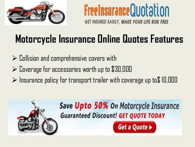 Motorcycle Insurance Quote Stunning Affordable Motorcycle Insurance Quotes