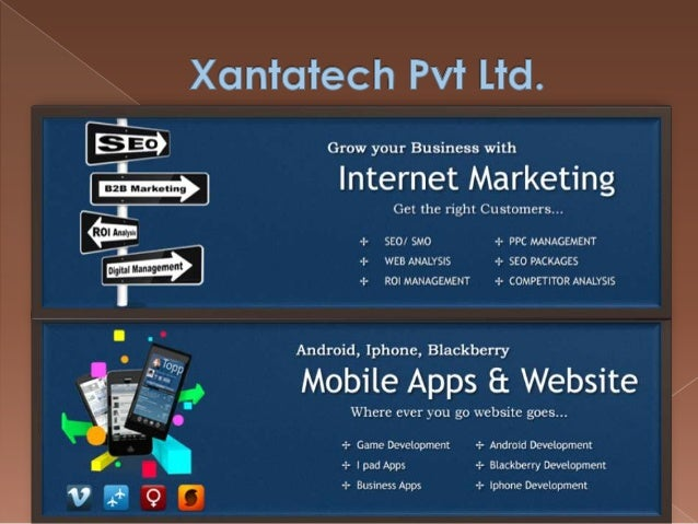 Xantatech is a digital marketing agency in Delhi NCR, India Offers White Hat Search Engine Optimization/SEO services with ...