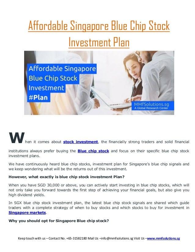 Blue chip investment plan dbstalk forex strategies revealed bollinger bands
