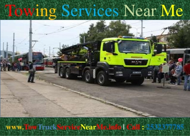 Truck Service Near Me >> Affordable Tow Truck Service In Tacoma