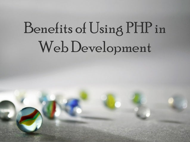 Image result for Benefits of Using PHP in Website Development