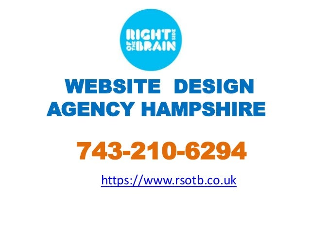 Affordable Web Design Company Hampshire 743 210 6294