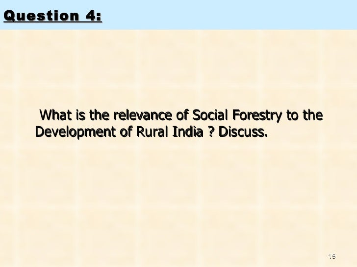 afforestation in india Afforestation refers to the plantation scheme for the new forest on the earth it is the great scheme for developing the plantation, which is very helpful for.