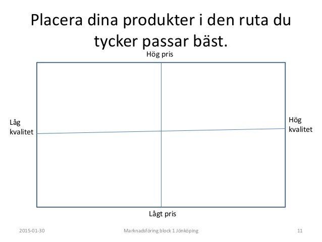 Affärshögskolan jönköping vecka 3 föreläsning 1
