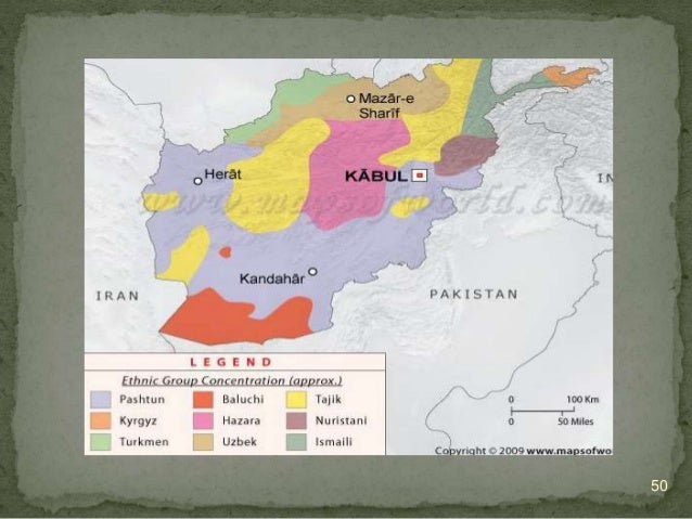  Because of the ethnic grup's rivals in Afghanistan, security is big problem.  Ethnic minority Tajiks, Uzbeks, and Hazar...