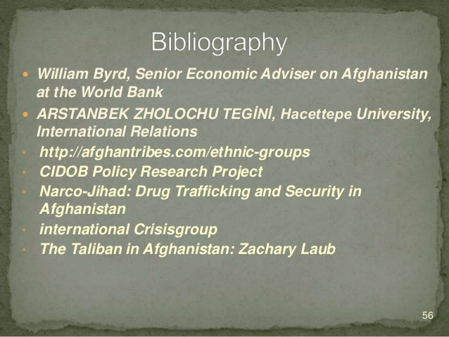  http://www.historyworld.net • http://afghanistan.saarctourism.org • http://usaid.gov • http://usacac.army.mil • http://w...