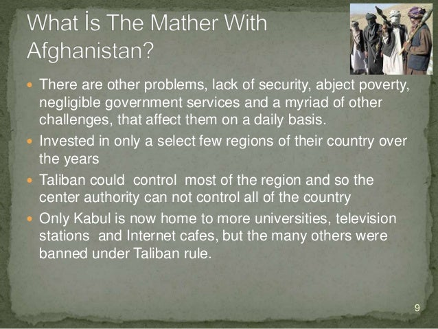 Geopolitical Analysis of Afghanistan  Afghanistan's strategic position at the crossroads of so many trade routes has fo...