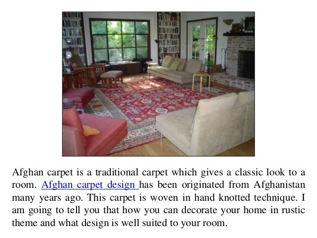 Afghan Carpets And Rugs For A Rustic Home Decor Rugs And Beyond