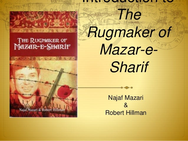 the rugmaker