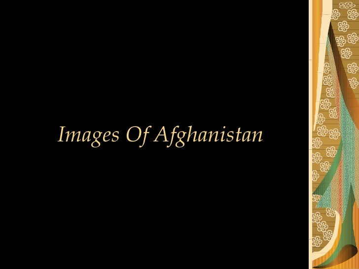 Images Of Afghanistan