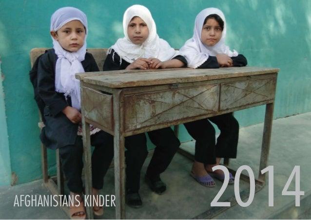 Afghanistans Kinder  2014