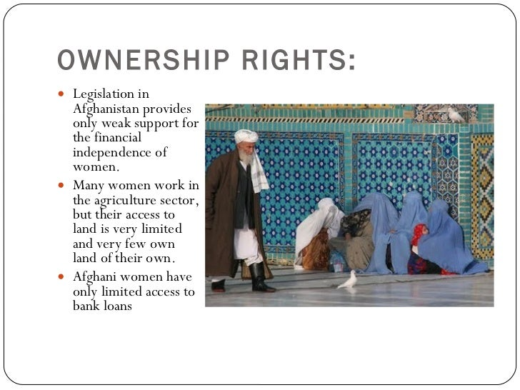 gender inequality in afghanistan The afghan government signed the convention on the elimination of discrimination against women (cedaw) on august the 14th 1980, but, because of serious regional conflicts, the convention was only ratified in 2003 afghanistan has since revised its constitution so that gender equality is more clearly defined by law both sexes now.