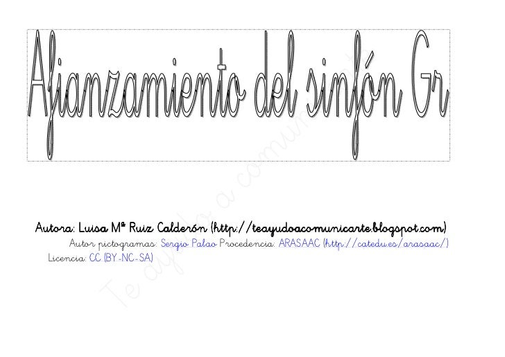 Autora: Luisa Mª Ruiz Calderón (http://teayudoacomunicarte.blogspot.com)       Autor pictogramas: Sergio Palao Procedencia...