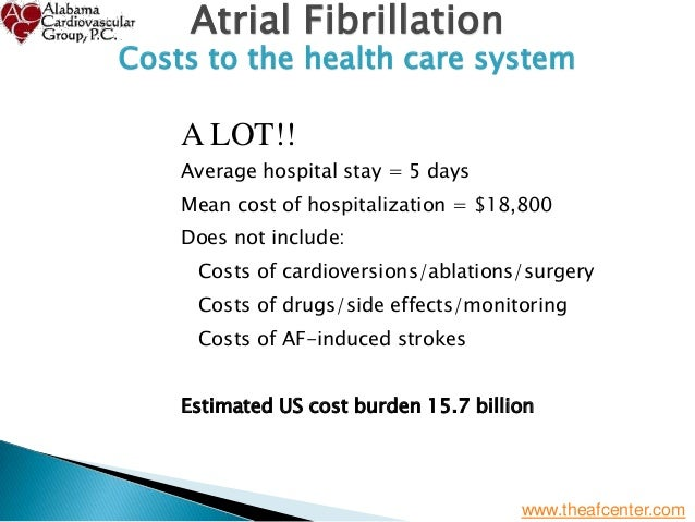 Atrial Fibrillation From Diagnosis To Treatment St