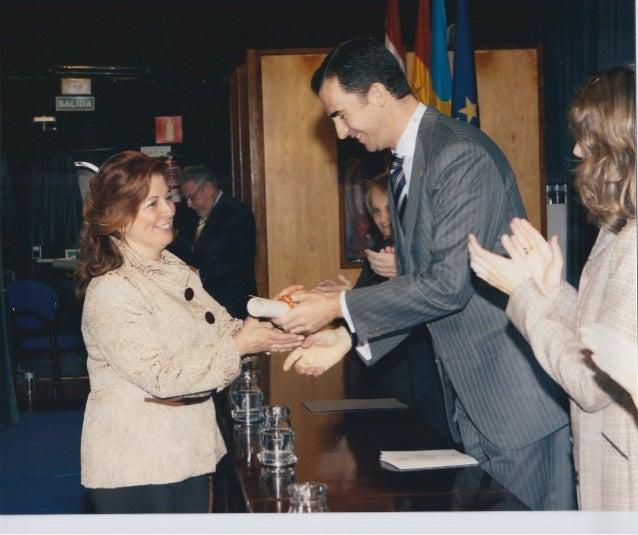 Afibrovi y SSAARR Los Príncipes de Asturias