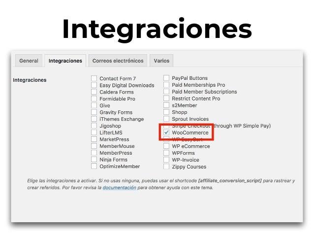 Marketing de Afiliados con WordPress y AffiliateWP