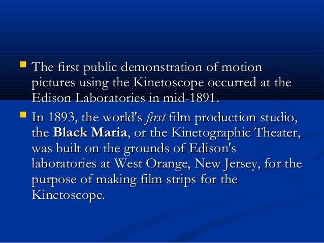 A film on films (history of cinema)