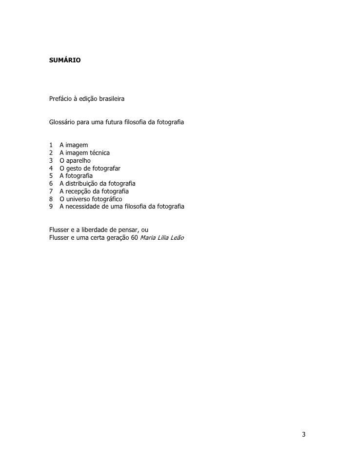 A filosofia da caixa preta - Vilém Flusser Slide 3