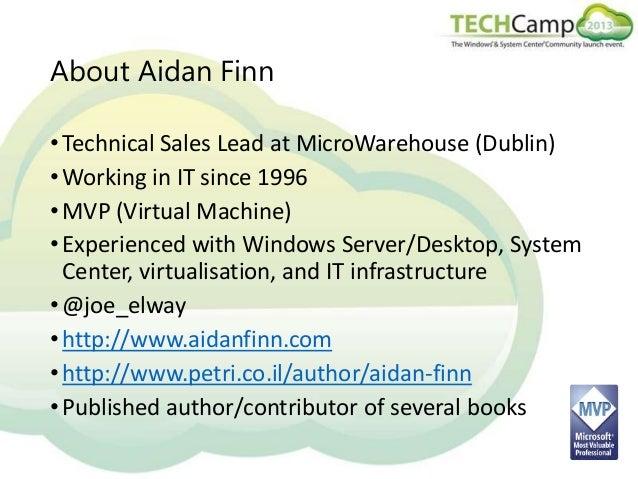 What's New in Windows Server 2012 R2 Slide 2