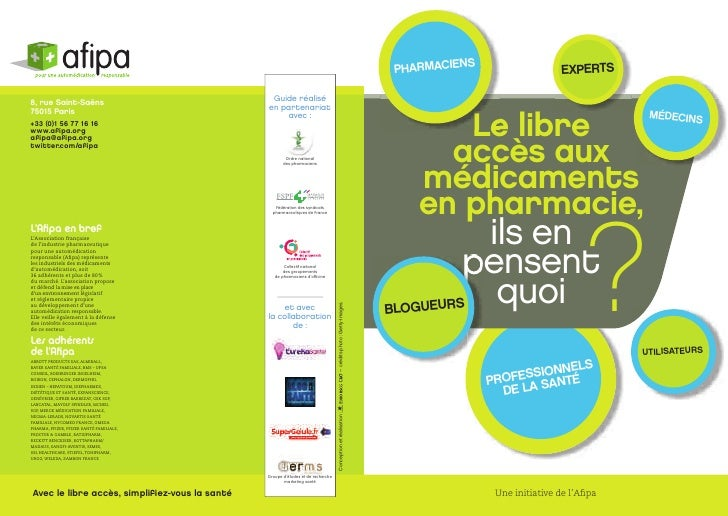 S  PHARMACIEN                     EXPERTS                                                MÉDECINS        Le libre       ac...