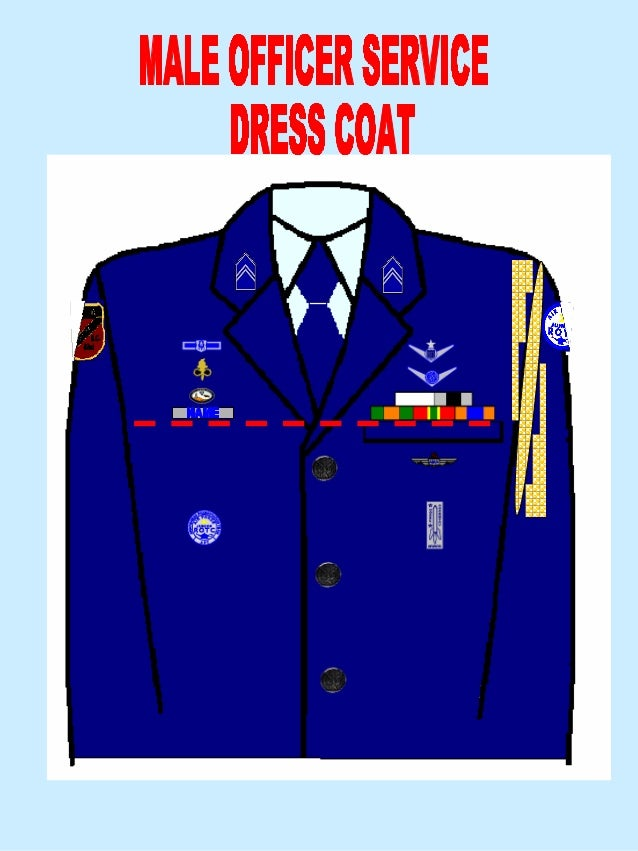 afjrotc uniform brief