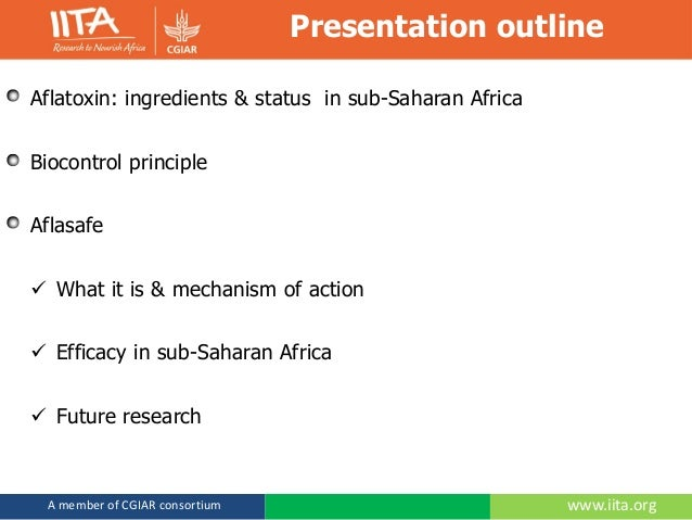 mycotoxins outline Outline presentation 1 the european starch industry 2 data on t2 and ht2  toxins 3 data on other fusarium mycotoxins i on grains ii.