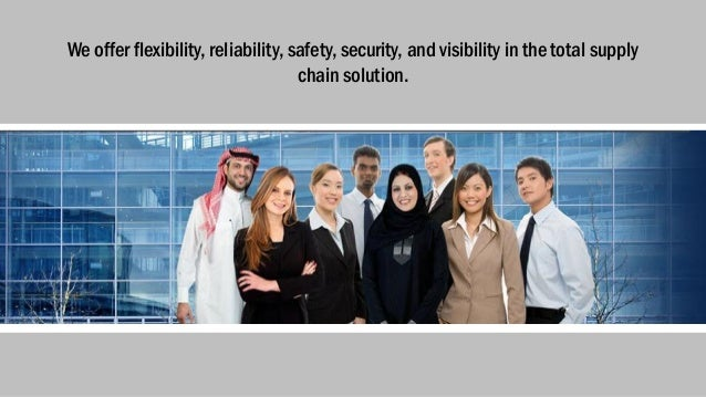 Al-Futtaim Logistics – The Leading Provider Of Customized