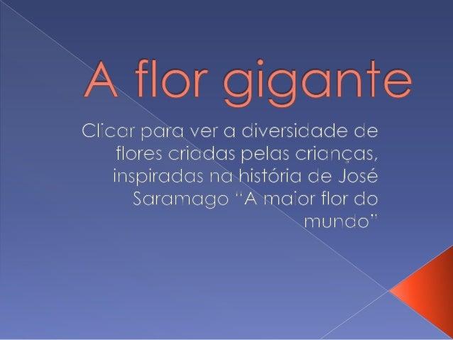 A flor gigante desenhos individuais pdf
