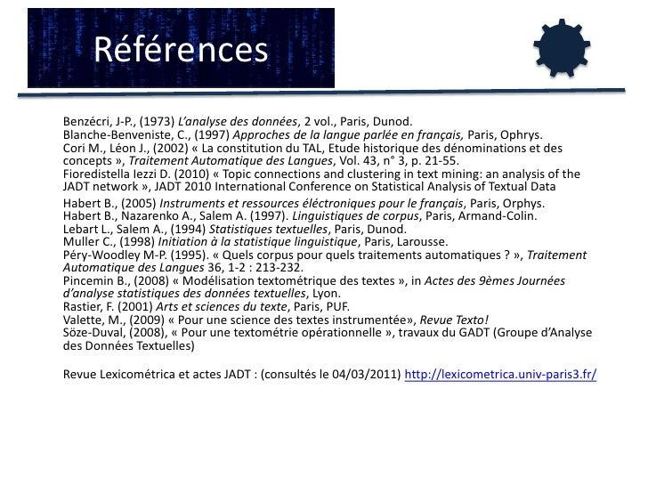 4 outils  cristallisent 70% des mentions  d'outils du corpus: