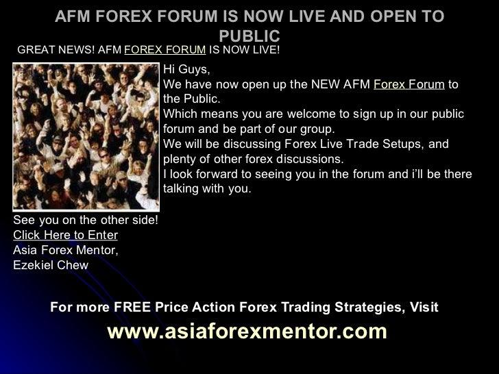 Asian Forex Forum & Discussion | Forex Forum - FXOpen