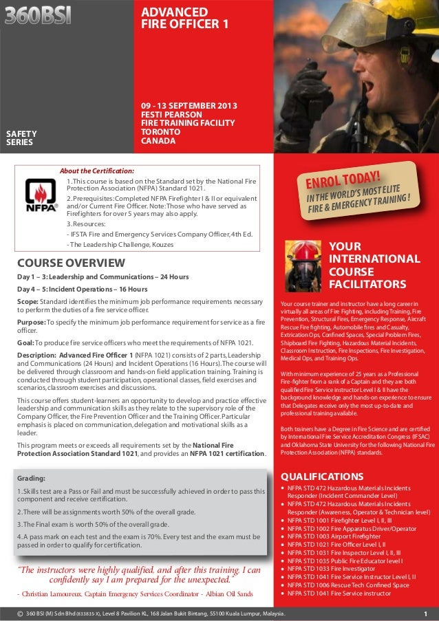 1NFPA STD 472 Hazardous Materials IncidentsResponder (Incident Commander Level)NFPA STD 472 Hazardous Materials IncidentsR...