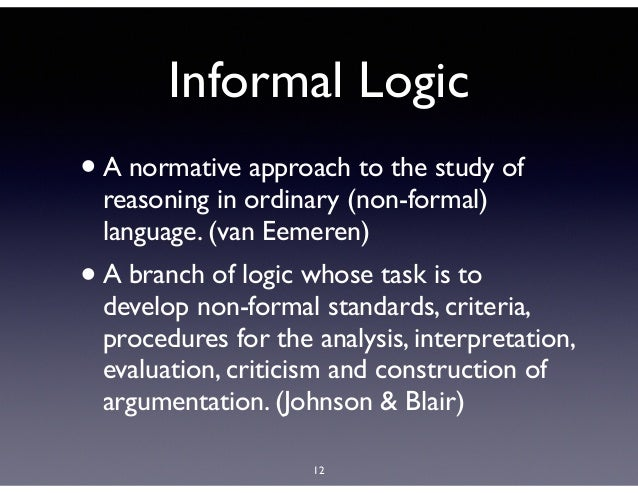 Phi 103 week 3 quiz informal logic 2019 answers.