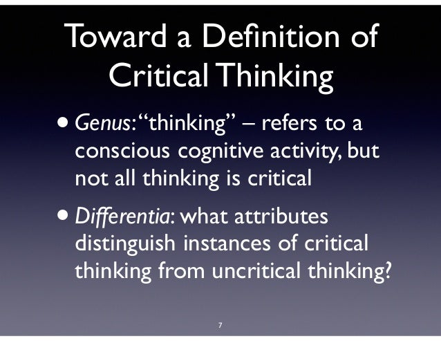 critical thinking 4 essay A critical essay is a form of academic writing that analyzes, interprets, and/or evaluates a text what is a critical essay introduction to critical thinking.