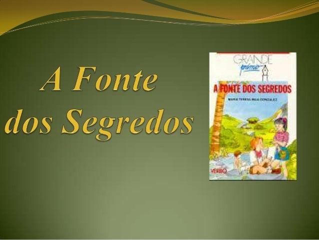 Sobre a autora Maria Teresa Maia Gonzalez é uma escritora portuguesaque nasceu em Coimbra, em 1958. É licenciada em Língu...