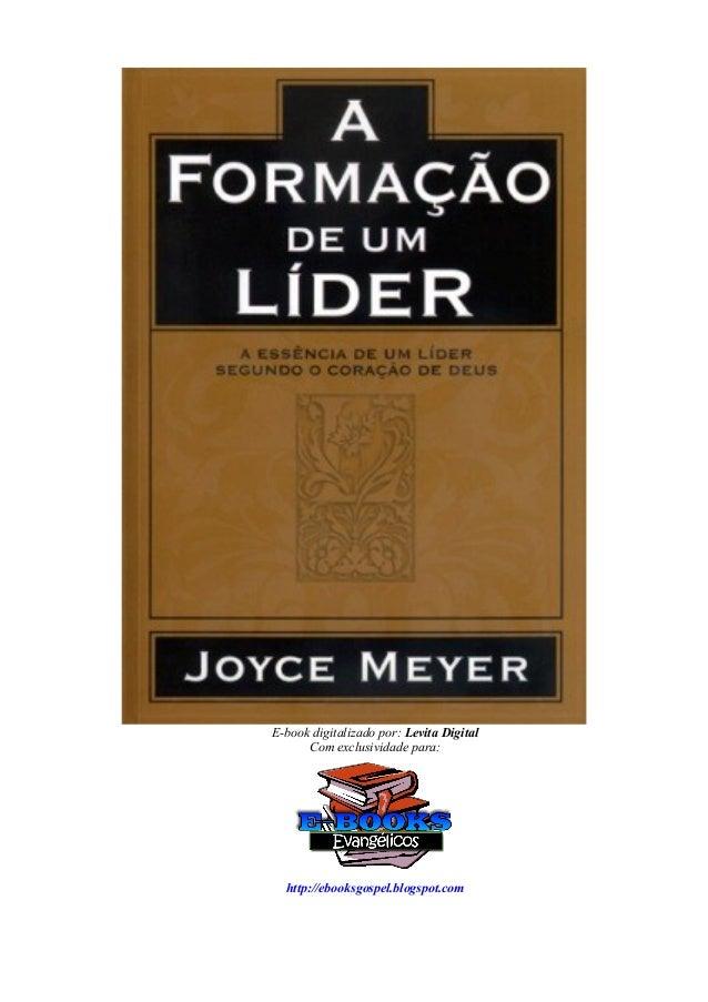 E-book digitalizado por: Levita Digital      Com exclusividade para:  http://ebooksgospel.blogspot.com