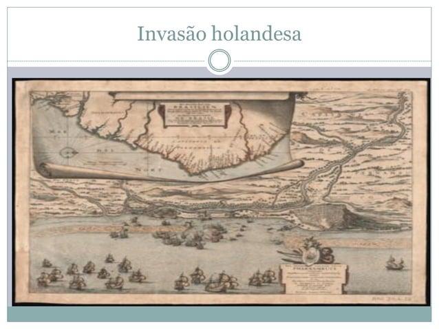 Invasão holandesa