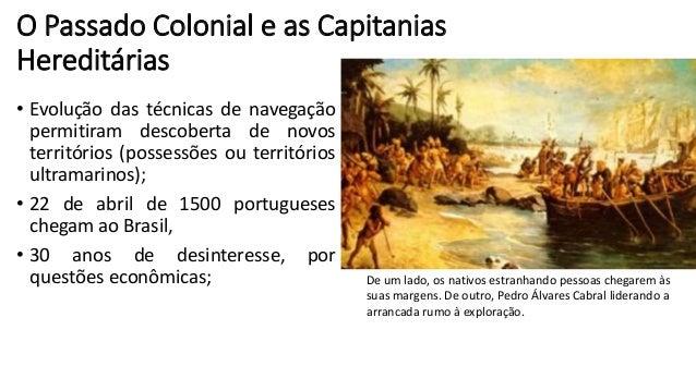 I Formação Dos Coroinhas: A Formação Do Território Brasileiro