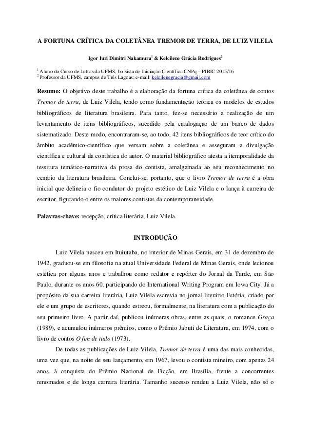 7 Historias Luiz Vilela Pdf