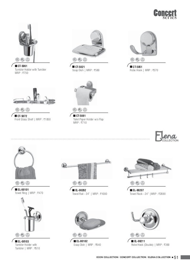 AGMECO Bath Fittings Catalog Cum Price List 2016