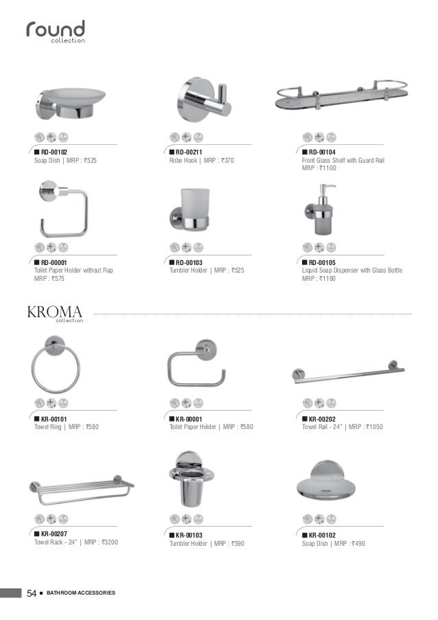 Bathroom Accessories Fittings agmeco bath fittings catalog cum price list 2016