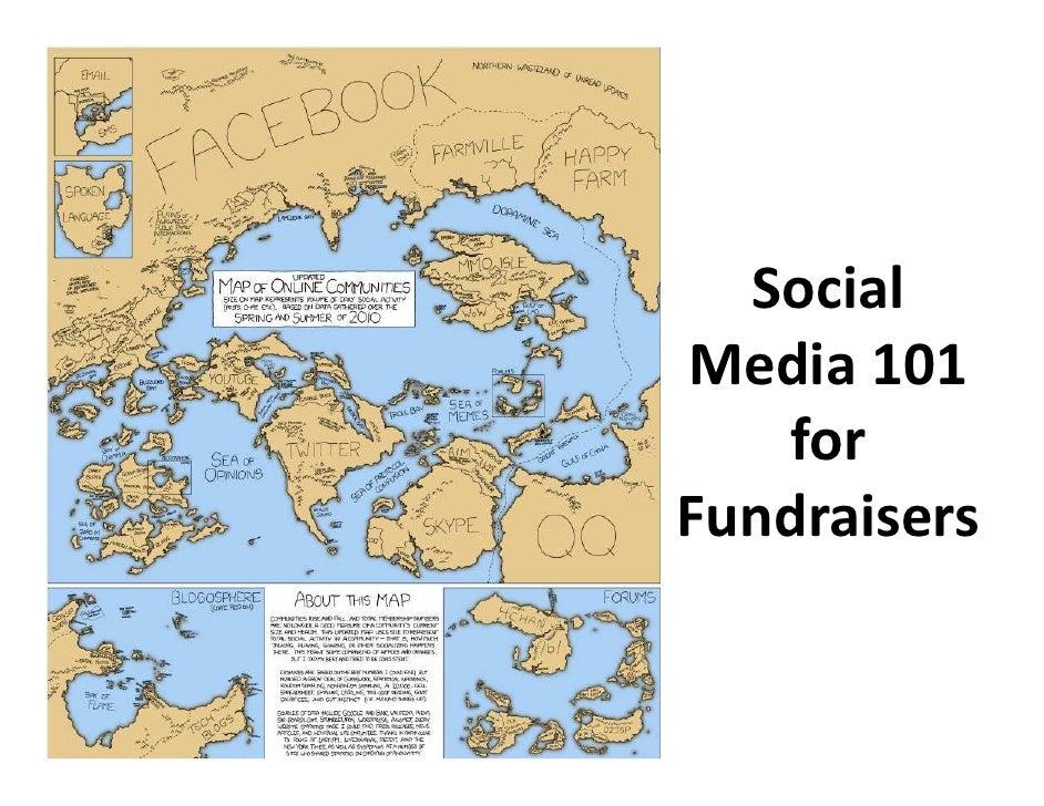 SocialMedia 101   forFundraisers