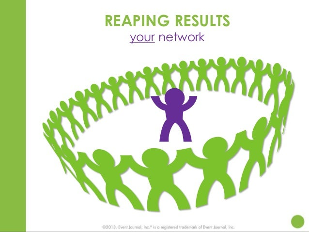 REAPING RESULTS your network