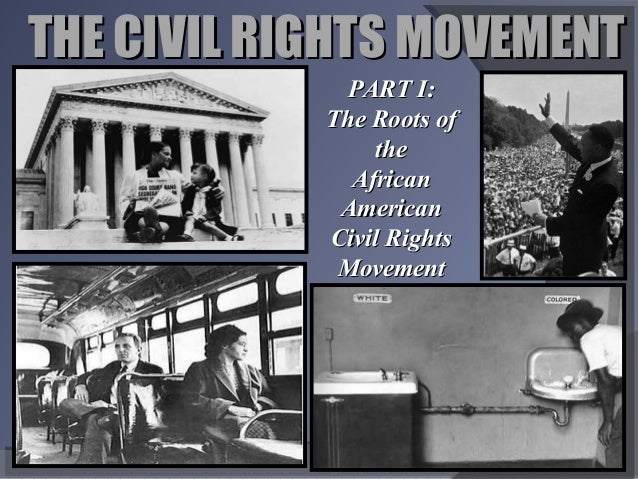 African american civil right movement essay