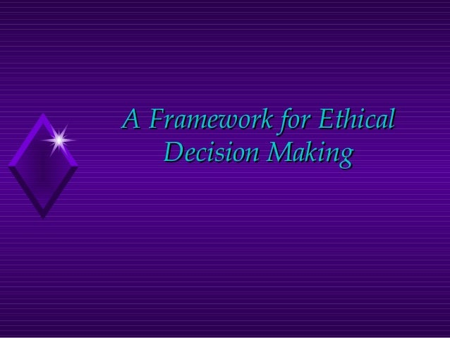 com 450 ethical decision making paper Ethical decision-making paper 2 abstract this paper contains an ethical  dilemma a counseling intern my face in a group setting when a client requests  their.